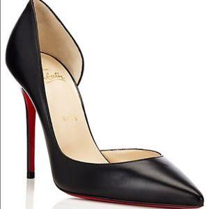 Christian Louboutin Black Iriza pumps. Gently worn